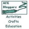 Activities, Crafts, and Education Bloggers